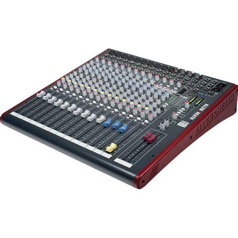 Mixer Allen Heath 16 Ch allen heath zed 16fx 16 channel recording and live ah