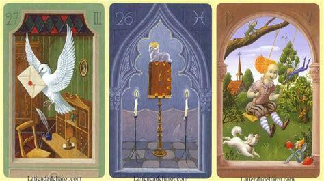 imagenes de oraculos espirituales or 225 culo mistico lenormand colecci 243 n lenormand