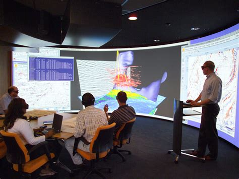 3d Room Design Software barco upgrades shell virtual reality center in rijswijk