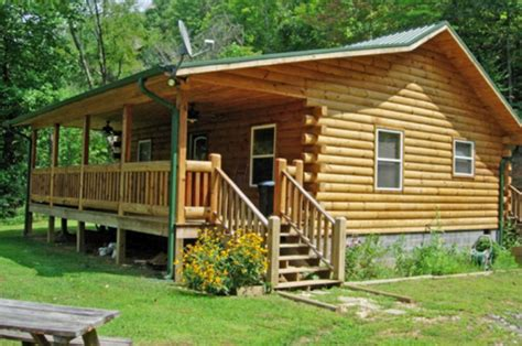 Kentucky Cabin Rentals Tub by Log Cabin Rental W Tub Views Near Vrbo