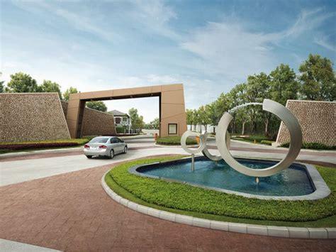home design plaza ta modern gateway entrance landscape designs google search