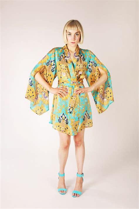 asaka kimono pattern by named clothing open front kimono