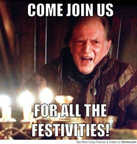 Birthday Party Memes - birthday meme game of thrones happy birthday pinterest