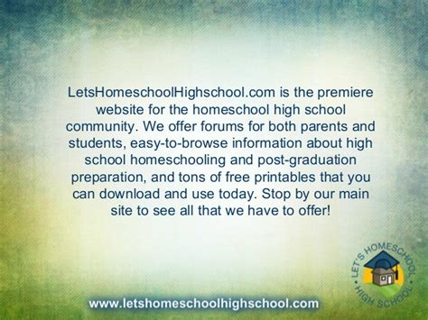 yes you can homeschool the terrified parent s companion to homeschool success books 10 free opencourseware colleges for homeschooling high school