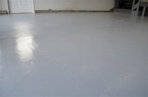 Garage Floor Coatings From Epoxy to Rust Bullet