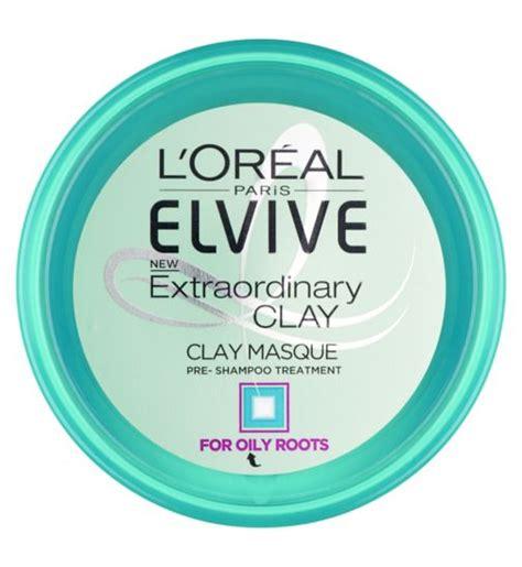 L Oreal Elvive Extraordinary loreal elvive extraordinary clay pre shoo masque be