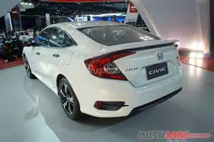 check out honda civic rs powered by 1 5 ivtec turbo engine