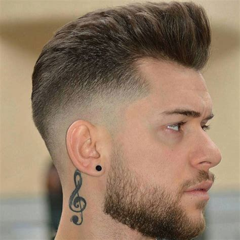 mid fade hair mid fade haircut men s hairstyles haircuts 2017