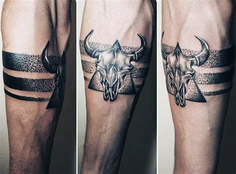 taurus tattoo for men 75 taurus tattoos for zodiac ink design ideas