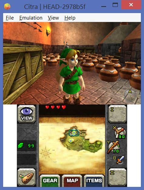 3ds emulator mobile citra nintendo 3ds emulator torrent
