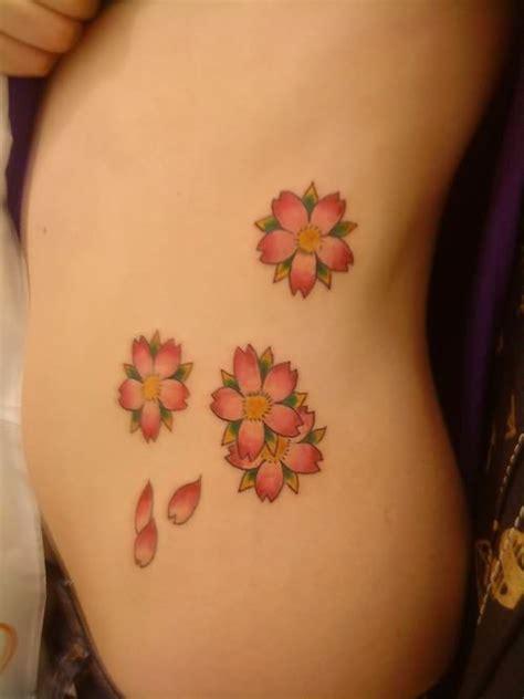 tattoo flower designs tumblr tumblr pink flower tattoo