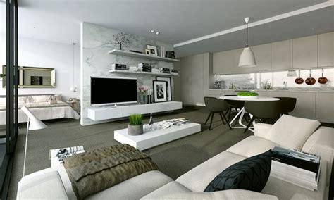 wohnzimmer ideen für kleine räume design offene wohnzimmer k 252 che
