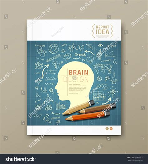 designing a magazine layout hands on workshop cover magazine sketch hand drawn science icons colorful