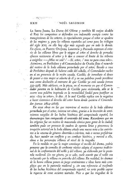 Introducción a Fuente Ovejuna ed. crítica