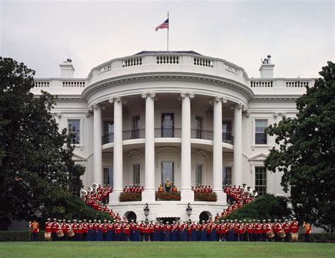 The White House Org by File United States Marine Band At The White House Jpg