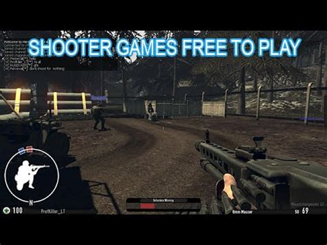 best fps free to play top 5 person shooter free to play 2015 pc