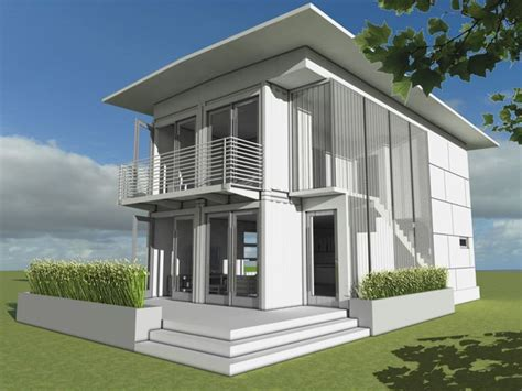 logical homes modern prefab prefab multifamily infill concepts home
