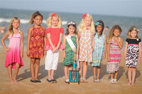 enature youth little miss flagler county 2013 contestants ages 5 7