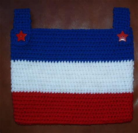 walker tote bag crochet pattern patterns for walker bags free patterns