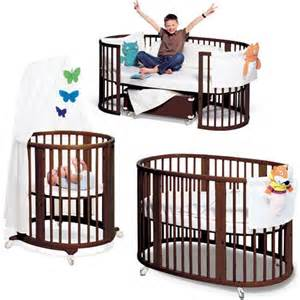 Cribs That Convert To Toddler Beds From Crib To Toddler Bed To Sitting Area Stokke Sleepi Best Crib Bassinet And
