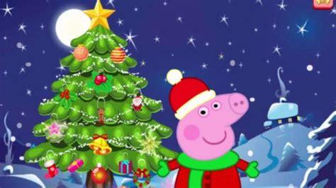 christmas peppa pig christmas decore