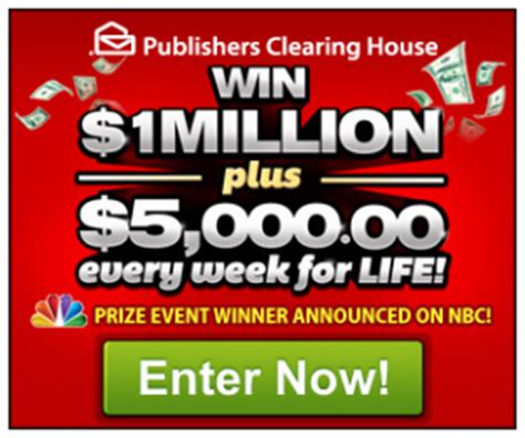 Publisher Clearing House 5000 A Week For Life - answeroom pch autos post