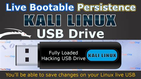 how to make a bootable kali linux usb flash drive pendrive hindi how to make fully loaded persistent kali linux