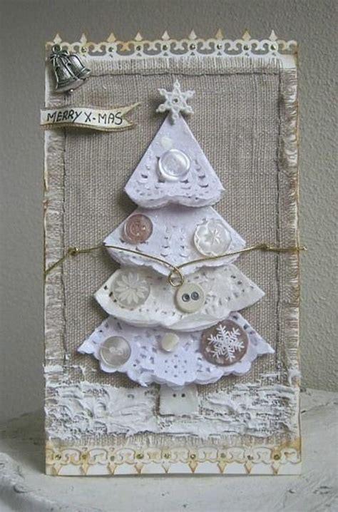 so the den christmas sch 246 ne weihnachtskarten selber basteln mehr als 100 ideen