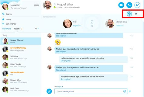Skype Translator | skype for windows now has real time translation built in