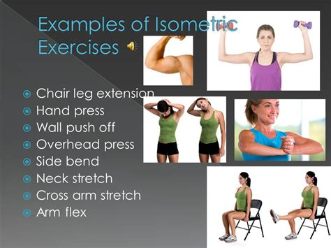 isometric and isotonic ppt