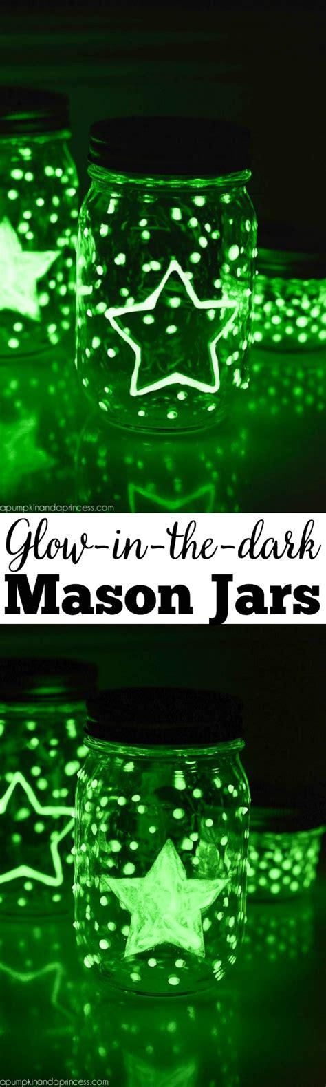 glow in the paint for vinyl glow in the jars apumpkinandaprincess