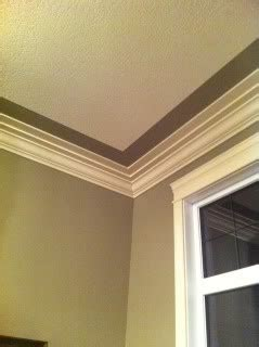 Ceiling Border Ideas - painted ceiling border idea home sweet home
