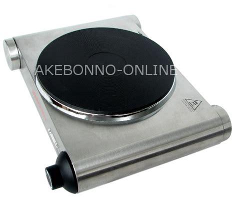 Kompor Listrik Akebonno peralatan dapur akebonno inox plate msp3101 600w