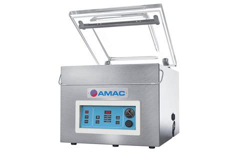 table top vacuum packing machine amac technologies t 165em tabletop vacuum packaging machine