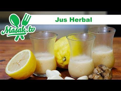 Jus Herbal Bawang Putih 1 bawang putih cuka apel lemon jahe merah madu asli herbal kesehatan funnycat tv