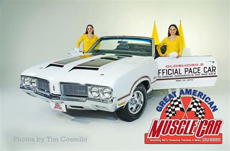 Muscle Car Sweepstakes - win your own pace car in wktv s the great american muscle car giveaway wyoming
