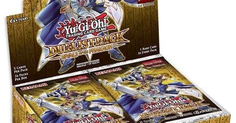 yugioh pharao deck acd distribution newsline new from konami yu gi oh