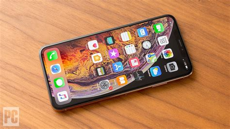 apple iphone xs max review rating pcmag