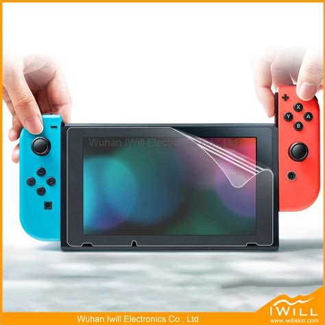 Screen Guard Nintendo Switch China 1 clear lcd screen protective for nintendo switch screen guard buy for