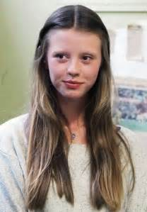Mia goth is a 19 year old actress who was born in the united states