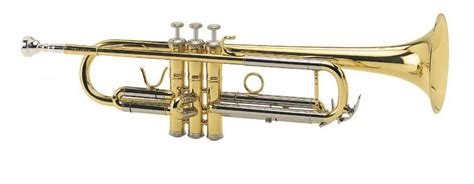 the trumpet of the lewis has a trumpet learning english is easy