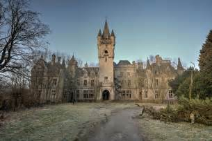 deserted places the abandoned miranda castle of belgium
