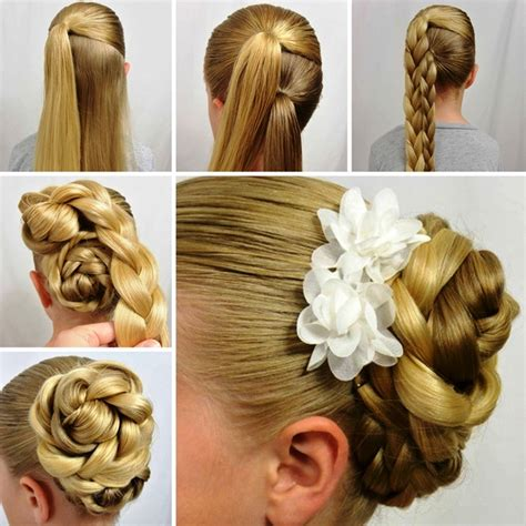 simple and easy hairstyles for party step by step easy party hairstyles for long hair step by step 2018 for