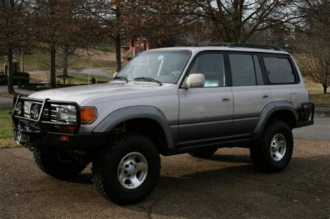 1996 land cruiser lifted craigslist 1996 fzj80 lifted locked in tn ih8mud forum