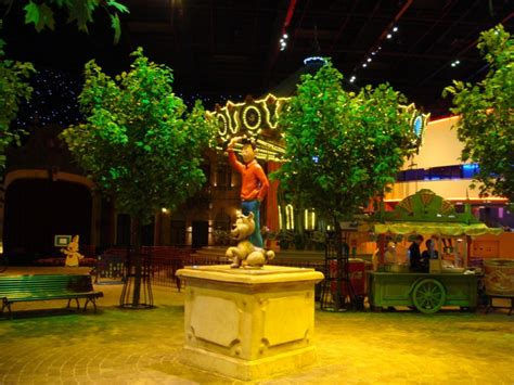 theme park owned by a television clown on the simpsons photo tr plopsaland indoor hasselt theme park review