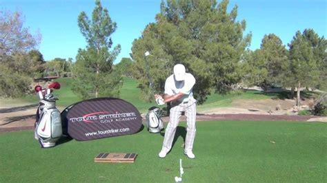 martin chuck golf swing tour striker impact essentials martin chuck pga youtube