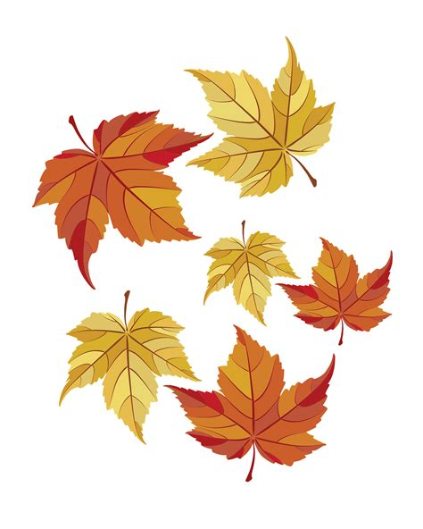 printable autumn leaves three two one a friday series no 6 stage presents