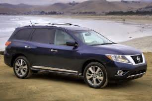 Nissan 2013 Pathfinder All New 2013 Nissan Pathfinder Price Starts At 28 270