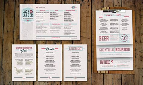 restaurant menu layout inspiration 40 creative and beautiful restaurant menu designs pixel