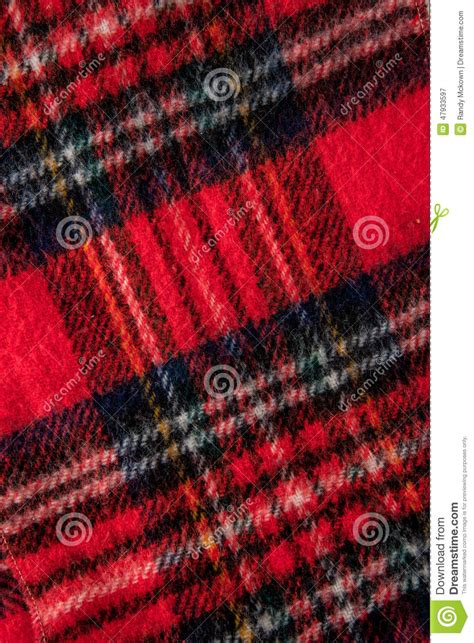 texture pattern scarf red scarf flannel fabric background texture stock image